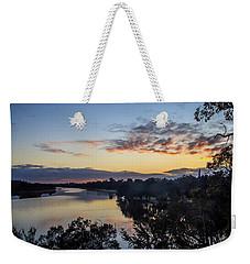 Collie River Weekender Tote Bag