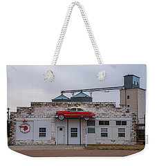 Weekender Tote Bag featuring the photograph Collyer Bar by Darren White