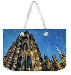 Cologne Cathedral Afternoon Weekender Tote Bag