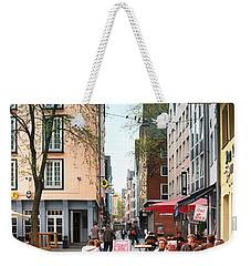 Cologne Koln, Germany Weekender Tote Bag