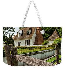 Colonial America Home Weekender Tote Bag
