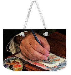 Colonial Artist Weekender Tote Bag