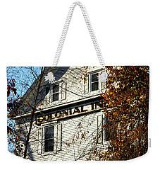 Colonial Inn Weekender Tote Bag