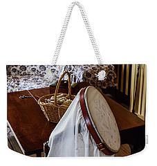 Colonial Needlework Weekender Tote Bag