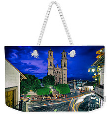 Colonial Town Of Taxco, Mexico Weekender Tote Bag