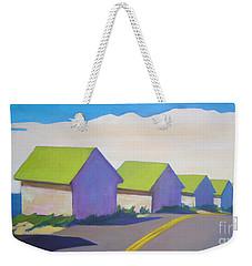 Colonized Weekender Tote Bag