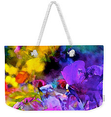 Color 102 Weekender Tote Bag