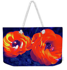 Weekender Tote Bag featuring the photograph Color 12 by Pamela Cooper