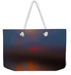 Color Abstraction Lxiii Sq Weekender Tote Bag