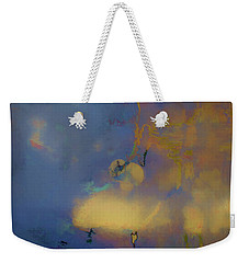 Weekender Tote Bag featuring the photograph Color Abstraction Lxviii by David Gordon