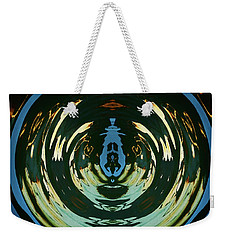 Weekender Tote Bag featuring the photograph Color Abstraction Lxx by David Gordon