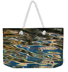 Weekender Tote Bag featuring the photograph Color Abstraction Lxxv by David Gordon