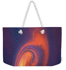 Color Abstraction Xlii Weekender Tote Bag