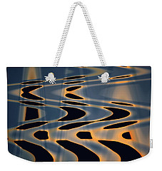 Color Abstraction Xxiv  Weekender Tote Bag