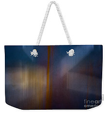 Color Abstraction Xxix Weekender Tote Bag