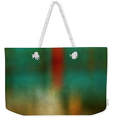 Color Abstraction Xxvi Weekender Tote Bag