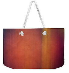 Color Abstraction Xxvii Weekender Tote Bag
