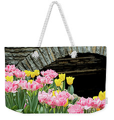 Color Along The Pond Weekender Tote Bag
