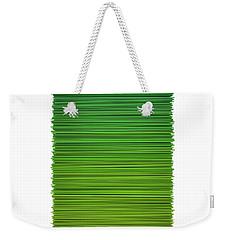 Color And Lines 2 Weekender Tote Bag