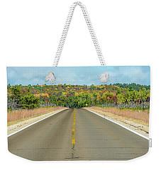 Color At Roads End Weekender Tote Bag
