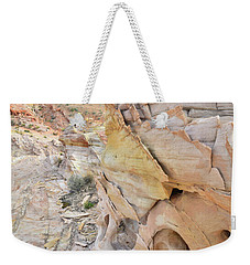 Color At Valley Of Fire State Park Weekender Tote Bag