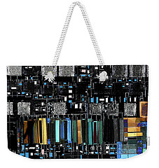 Color Chart Weekender Tote Bag