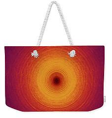 Color Circles Weekender Tote Bag