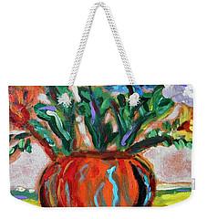 Color Everywhere Weekender Tote Bag