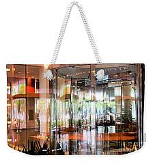 Color Explosion Weekender Tote Bag