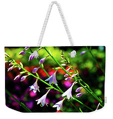 Color Explosion Weekender Tote Bag