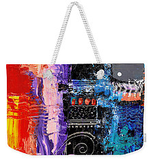 Color Existence Weekender Tote Bag