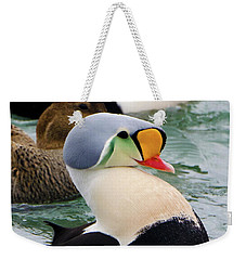 Weekender Tote Bag featuring the photograph Color For Days by Stephen Flint