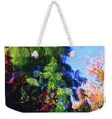 Color In Motion Weekender Tote Bag