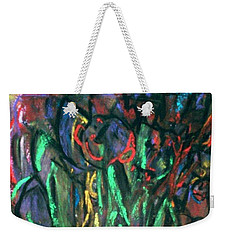 Color Life Weekender Tote Bag