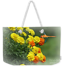 Color Me Autumn Weekender Tote Bag