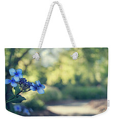 Color Me Blue Weekender Tote Bag