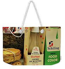 Color Me Old Weekender Tote Bag