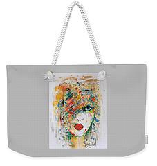 Color Me.... Weekender Tote Bag