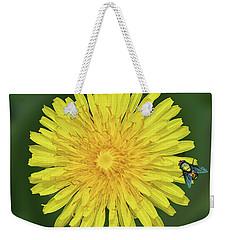 Color Me Yellow Weekender Tote Bag