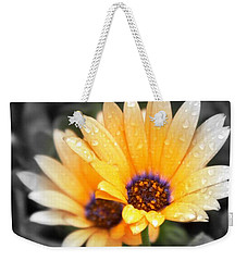 Color My Petals Weekender Tote Bag