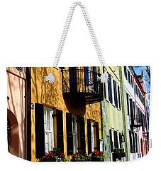 Color Of Charleston Weekender Tote Bag