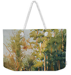 Color Of Light Weekender Tote Bag by Helal Uddin