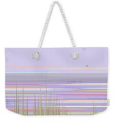 Color Of Morning Weekender Tote Bag