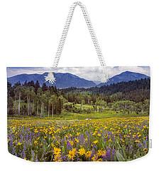 Color Of Spring Weekender Tote Bag