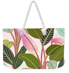 Color Paradise Weekender Tote Bag