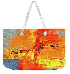 Color Splash 2 Weekender Tote Bag