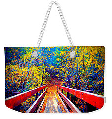 Color Springs Weekender Tote Bag