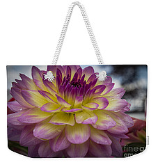 Color Starburst Weekender Tote Bag