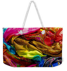 Color Storm Weekender Tote Bag