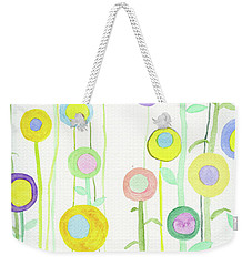 Color Study Weekender Tote Bag